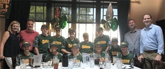 TC Congratulates Little League Champs