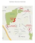 9/10 Red Hill Road Closure