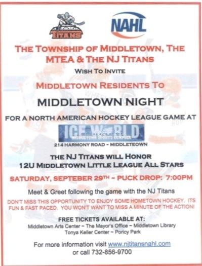 Middletown Night