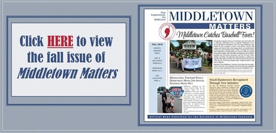 Middletown Matters