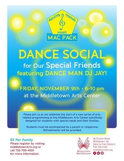 MAC Dance Social