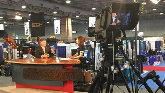 NJLM Comcast Newsmakers Segment