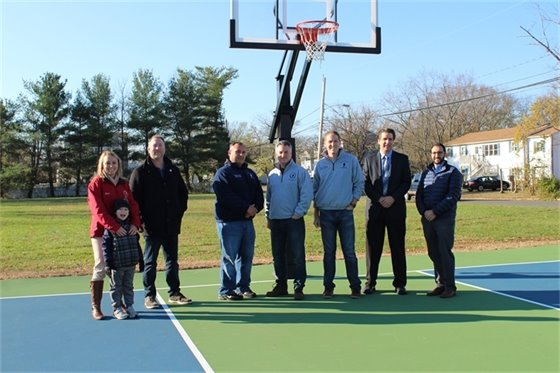 Renovation of Greeley and Gordon Court Park Courts