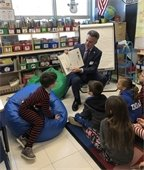 Mystery Reader- River Plaza Elementary School