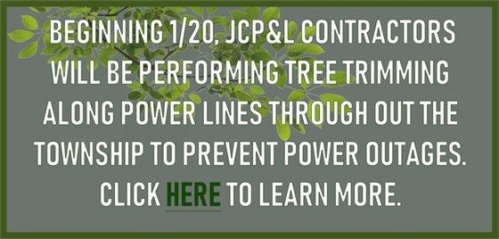 JCP&L Tree Trimming
