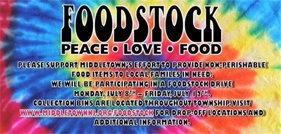 Foodstock Week 2019