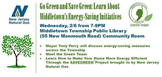 Green Team Public Information Session