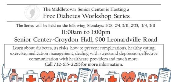 Diabetes Workshop Series