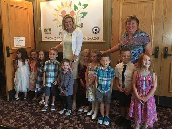 Middletown Preschool Graduation