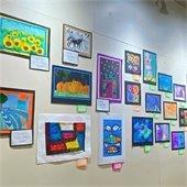 MAC Student Art Show Pic 2