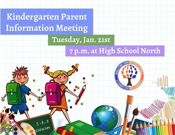 Kindergarten Parent Info Meeting 1/21