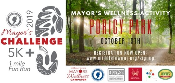 Mayor's Wellness Campaign: Mayor's 5K