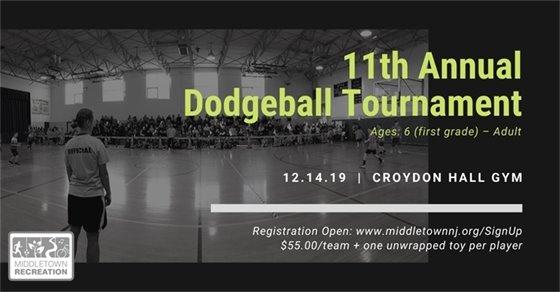 11th Annual Dodgeball Tournament
