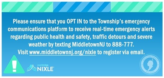 Nixle Health Alerts