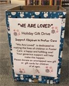 We are Loved Holiday Gift Drive