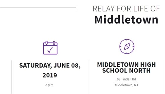 Middletown Relay for Life