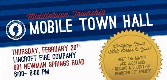 Mobile Town Hall