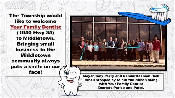 Your Family Dentist Ribbon Cutting