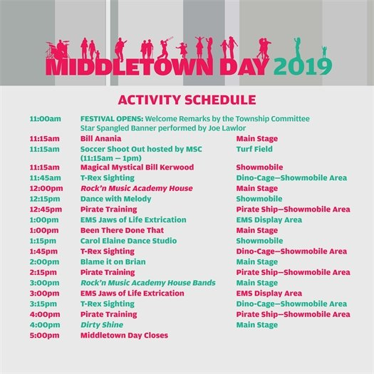 Middletown Day 2019