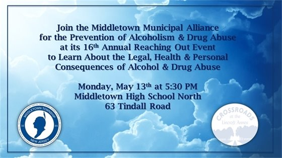 Reaching Out Drug Prevention Event