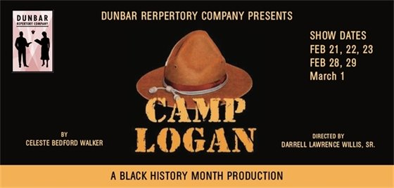 The MAC presents: Dunbar Repertory Company's Black History Month Production Camp Logan
