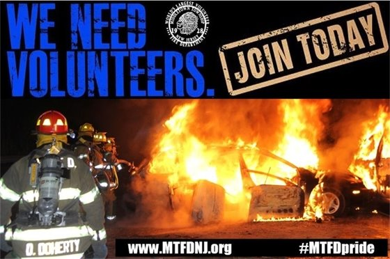 MTFD Recruitment Flyer
