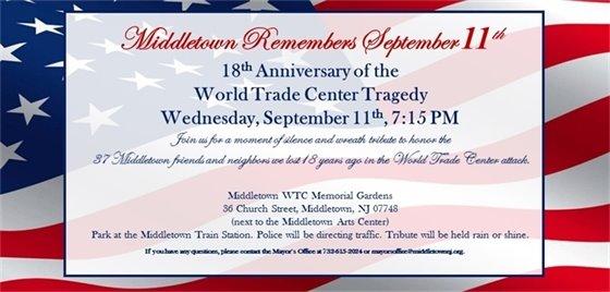 Middletown 9-11-19