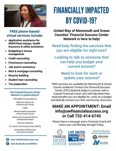 United Way COVID-19 Resources