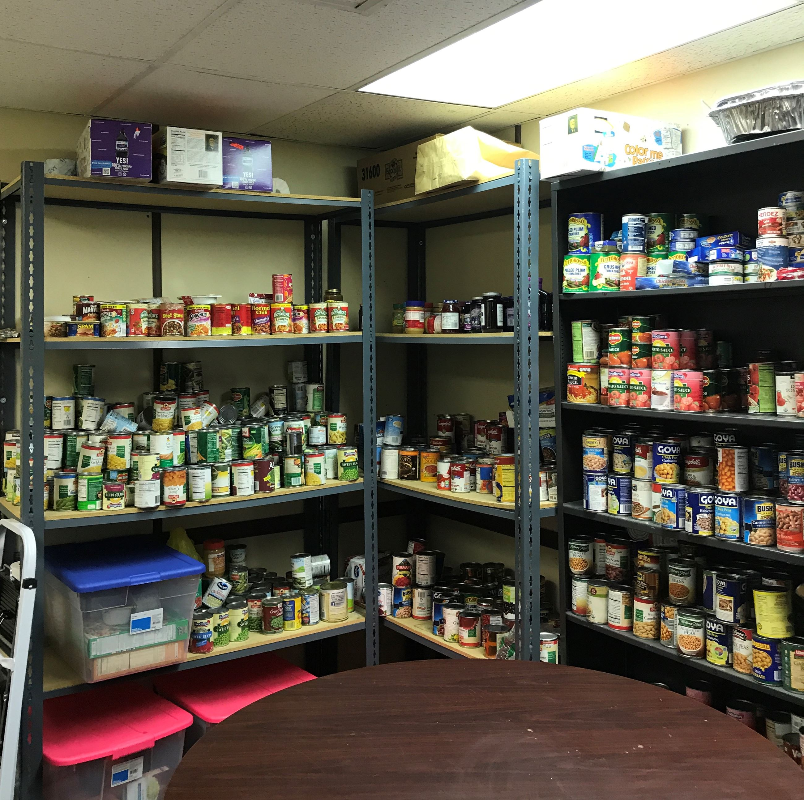 Social Services Food Pantry Make a Difference 2017