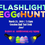 Flash Light Easter Egg Hunt
