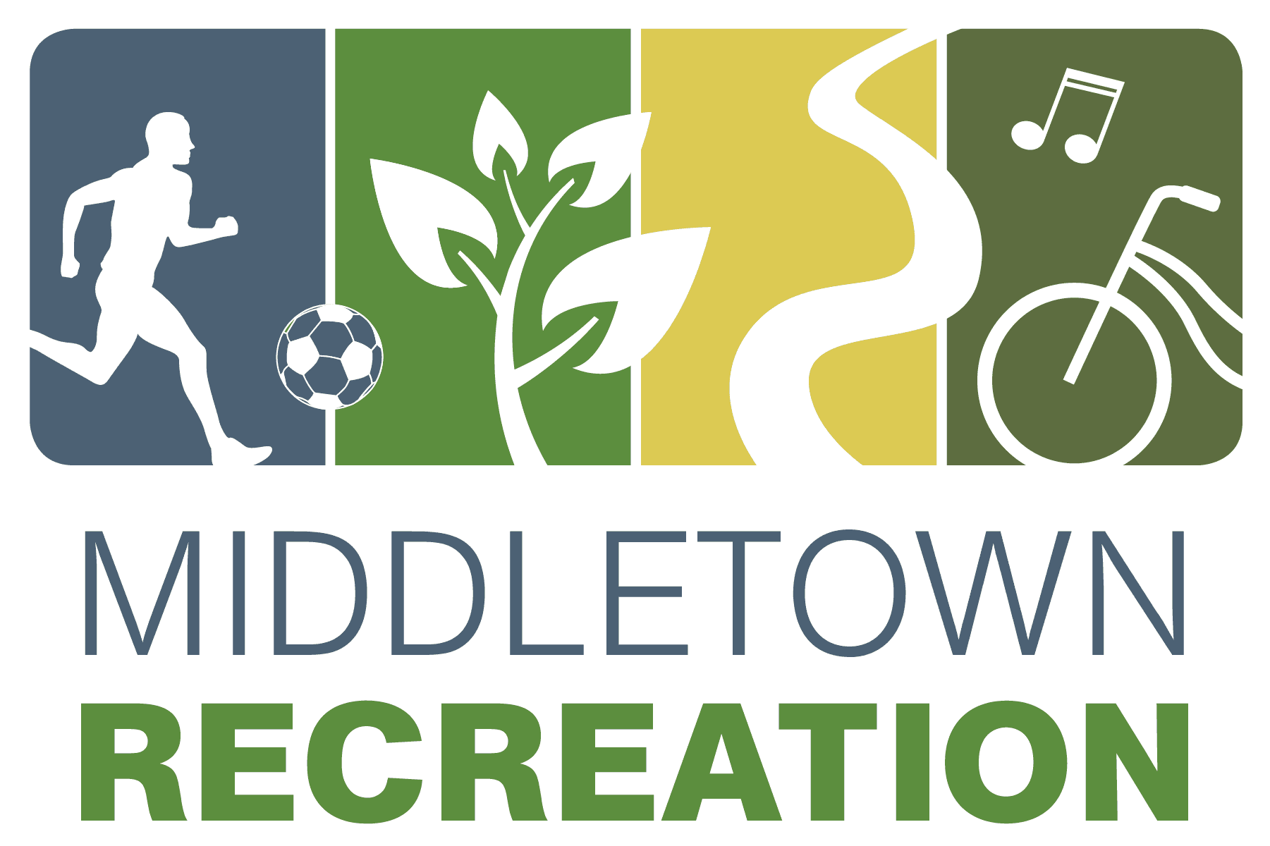 Middletown Recreation logo