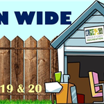 Town Wide Garage Sale 2018
