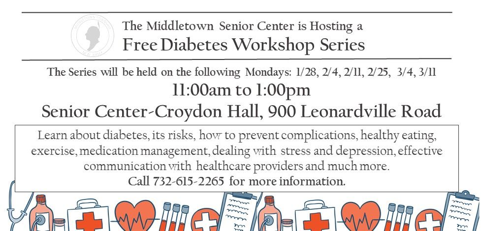 Diabetes Sessions