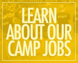 Learn about our camp jobs