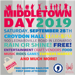 Middletown Day 2019 - Event Square