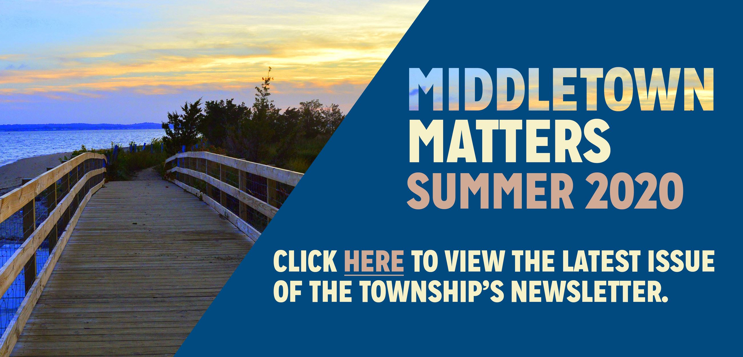 MIDDLETOWN MATTERS SUMMER 2020 GRAPHIC