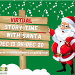 Virtual Story Time with Santa