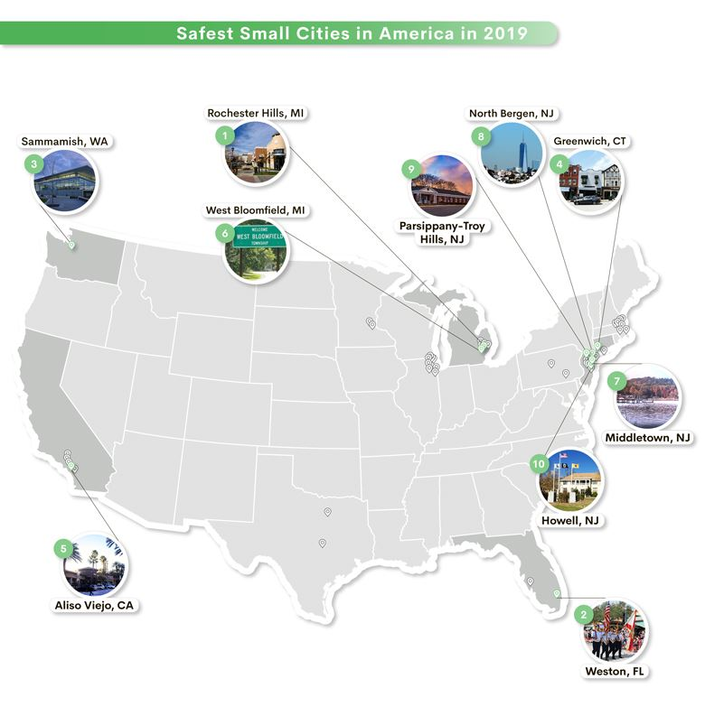 Safest-Small-Cities_MAP