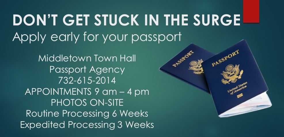 Passport Agency